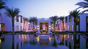 Chedi resort Oman